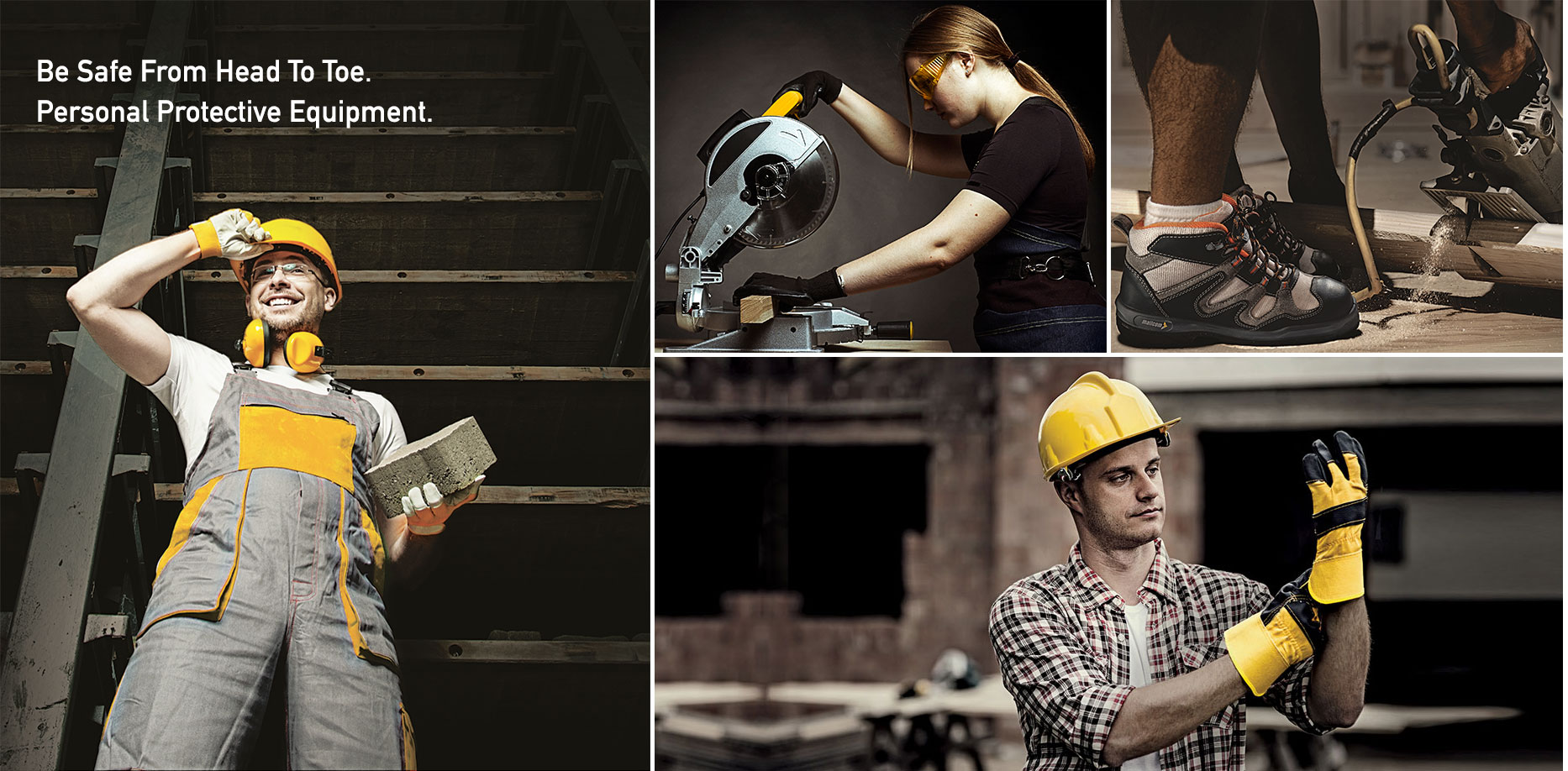 Personal Protection Equipment Manufacturers In India