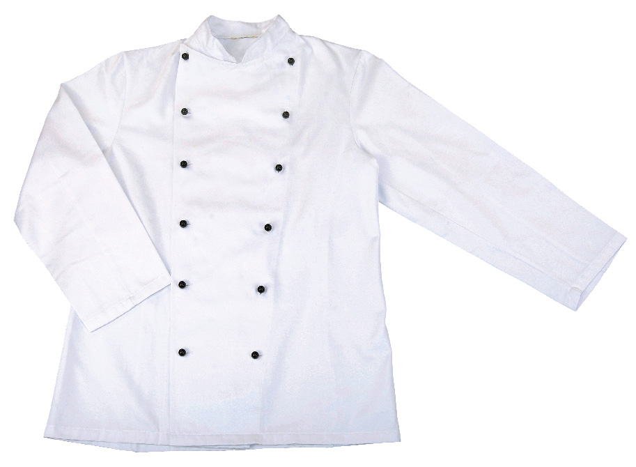 CARDIFF-J, Occupational Jacket & Coat for mallcom Body protection. It is Chef jacket
