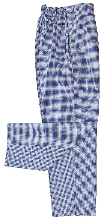 CARDIFF-P, Occupational Trouser & Pant for mallcom Body protection. It is Yarn-dyed chef pant