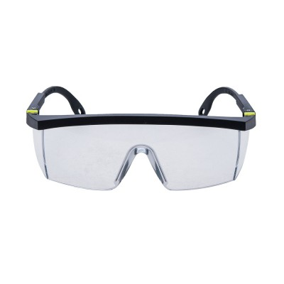 PLUTO, Glasses for mallcom Head protection. It is Polycarbonate glasses