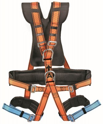 HB 21, Harness for mallcom Fall protection. It is Thermoformed support harness