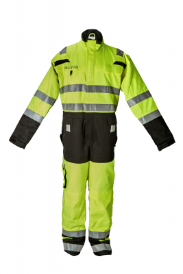 MULTNM001, Flame Retardant Wear for mallcom Body protection. It is Multi safe coverall