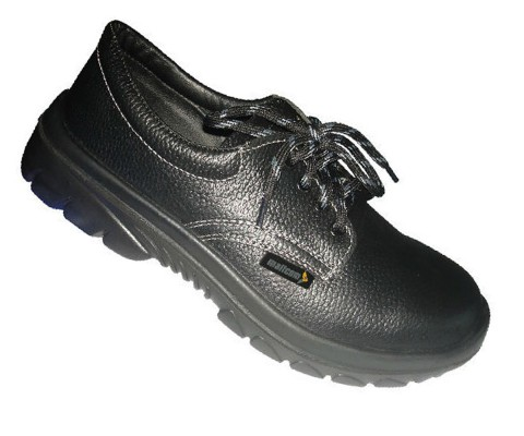 TIGLON 3200, Single Density Tiglon Sole Shoes for mallcom Feet protection. It is Low ankle leather boot