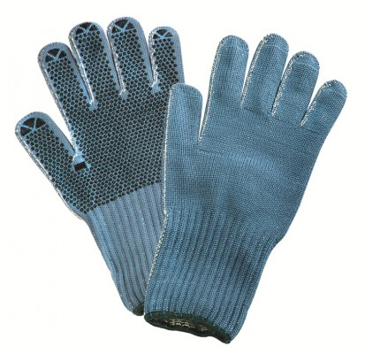 NC1002D, Seamless Knitted Gloves for mallcom Hand protection. It is Textile gloves