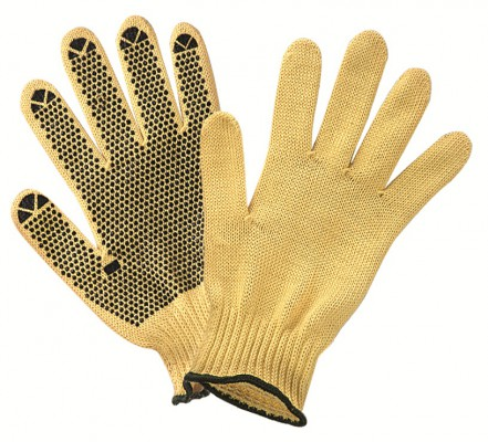 K010D, Seamless Knitted Gloves for mallcom Hand protection. It is Textile gloves