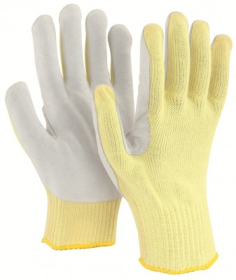 KL010, Seamless Knitted Gloves for mallcom Hand protection. It is Textile gloves