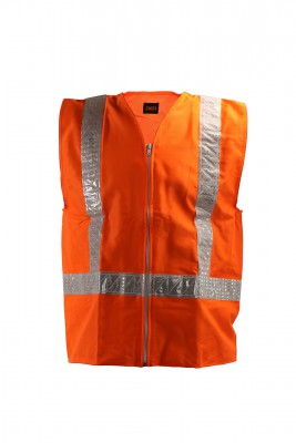 VEST GLO, Hi - Visibility Wear for mallcom Body protection. It is Hi-visibility vest