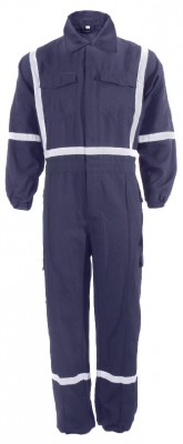 FIRAMID, Flame Retardant Wear for mallcom Body protection. It is Flame retardant coverall