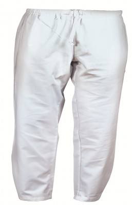 HLTWR003, Work Trouser & Pant for mallcom Body protection. It is Elasticated waist trouser