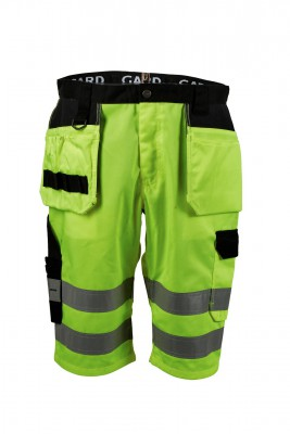 HI-VIS022, Hi - Visibility Wear for mallcom Body protection. It is Hi-visibility shorts