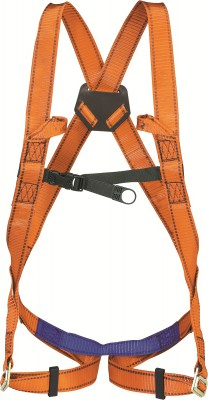 HB 02, Harness for mallcom Fall protection. It is Harness