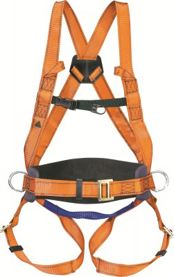 HB 04, Harness for mallcom Fall protection. It is Full body safety harness