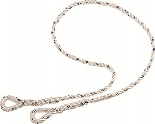 ET 150, Lanyards for mallcom Fall protection. It is Rope lanyards