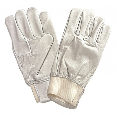 D204, Driver Leather Gloves for mallcom Hand protection. It is Leather gloves