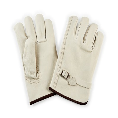 D436, Driver Leather Gloves for mallcom Hand protection. It is Driver gloves