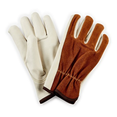 D810, Driver Leather Gloves for mallcom Hand protection. It is Driver gloves