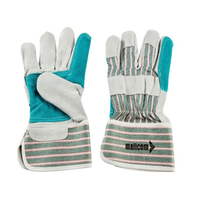 C864, Canadian Leather Gloves for mallcom Hand protection. It is Work gloves