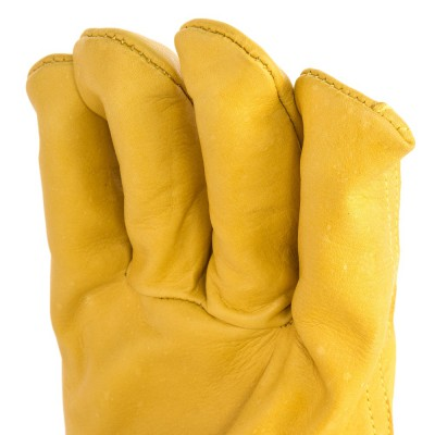 D334, Driver Leather Gloves for mallcom Hand protection. It is Driver Leather Gloves