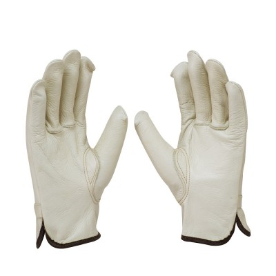 D434, Driver Leather Gloves for mallcom Hand protection. It is Driver Leather Gloves