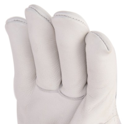 C265, Canadian Leather Gloves for mallcom Hand protection. It is Canadian Leather Gloves