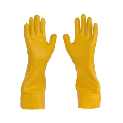 TECHO IL 30, Cut & Sewn Nitrile Gloves for mallcom Hand protection. It is Nitrile Gauntlet
