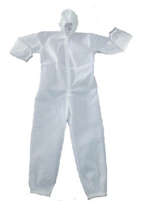 JB8AZ, Disposable Wear for mallcom Body protection. It is Disposable Coverall