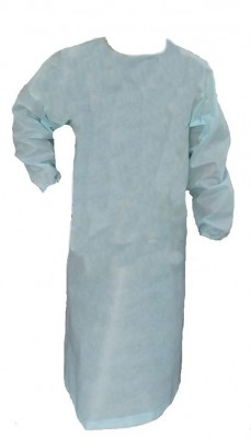 LB6JZ, Disposable Wear for mallcom Body protection. It is Disposable Full Sleeve Apron