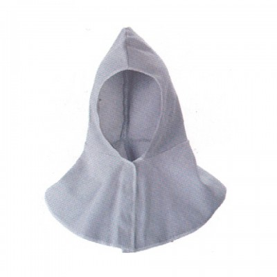 Hood, Garments for mallcom Head protection. It is safety cover for head and neck