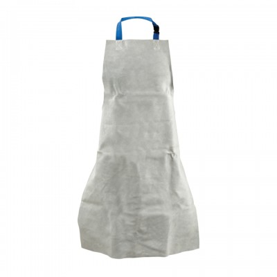 Apron, Occupational Jacket & Coat for mallcom Body protection. It is Apron in natural split leather
