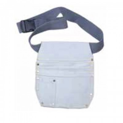 Tool Bag, Work Coverall for mallcom Body protection. It is Split leather tool bag