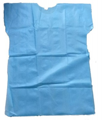 LA2EZ, Disposable Wear for mallcom Body protection. It is Disposable gown for hospital