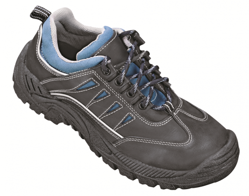 COM 3300, Double Density Darwin Sole Shoes for mallcom Feet protection. It is Low ankle leather boot