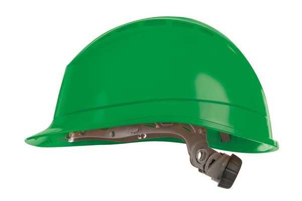 DIAMOND III, Helmet for mallcom Head protection. It is Non-ventilated with rachet