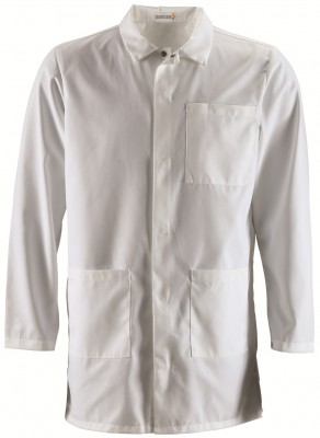 DRESDEN, Occupational Jacket & Coat for mallcom Body protection. It is Lightweight long coat