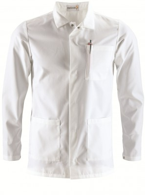 TRIER, Occupational Jacket & Coat for mallcom Body protection. It is Full sleeve long coat