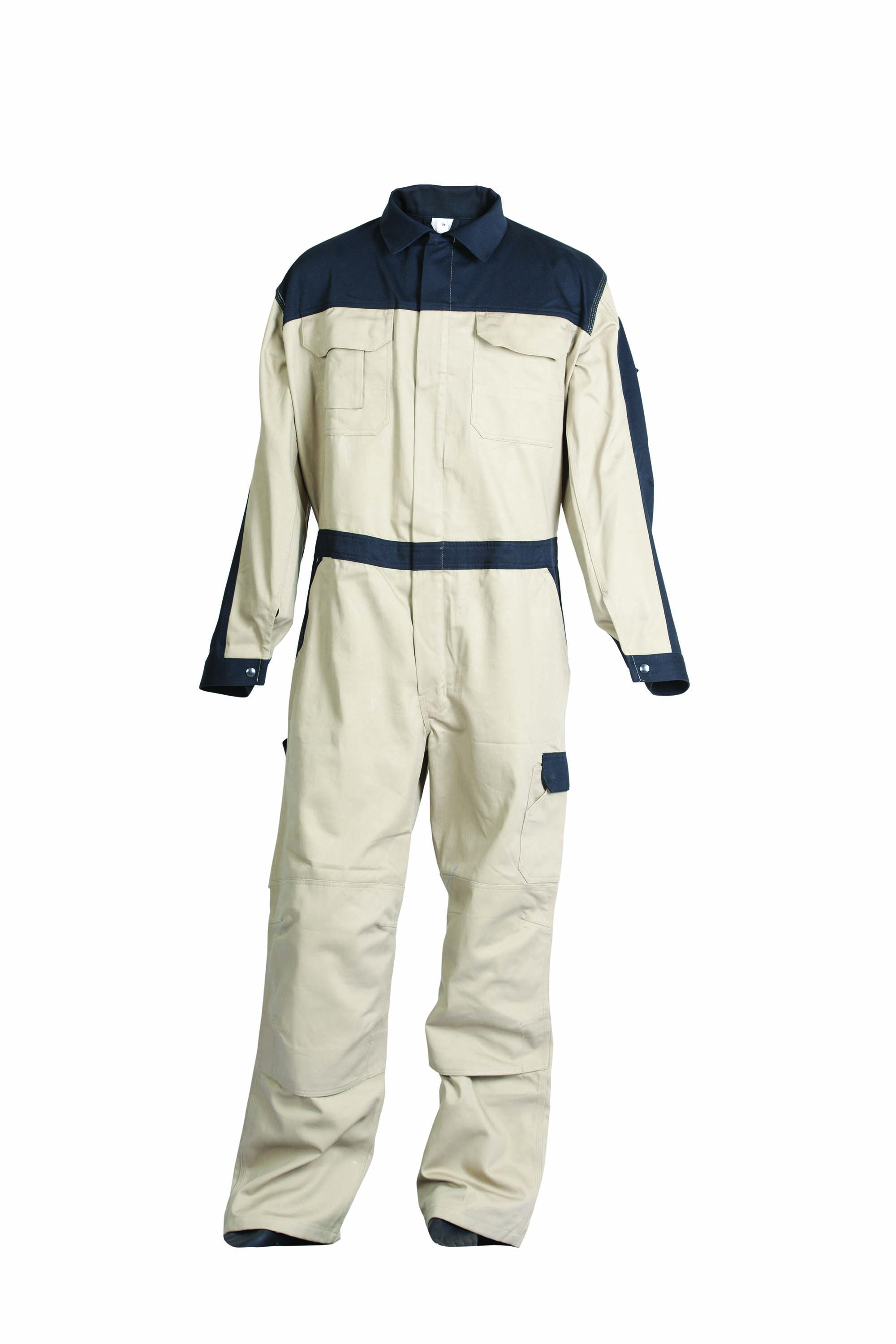 GOTLAND, Work Coverall for mallcom Body protection. It is Full sleeve coverall