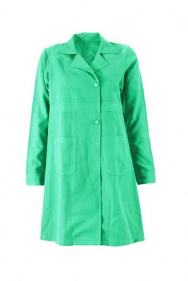 HLTWR007, Occupational Jacket & Coat for mallcom Body protection. It is Nurse's dress