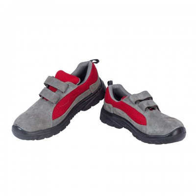 LAPERM, Single Density Tiglon Sole Shoes for mallcom Feet protection. It is Low ankle leather boot