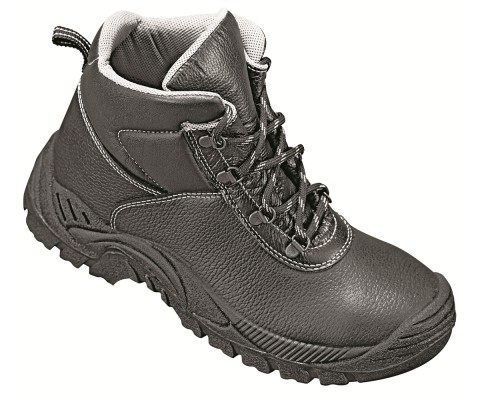 PEPPER, Double Density Darwin Sole Shoes for mallcom Feet protection. It is High ankle waterproof boot
