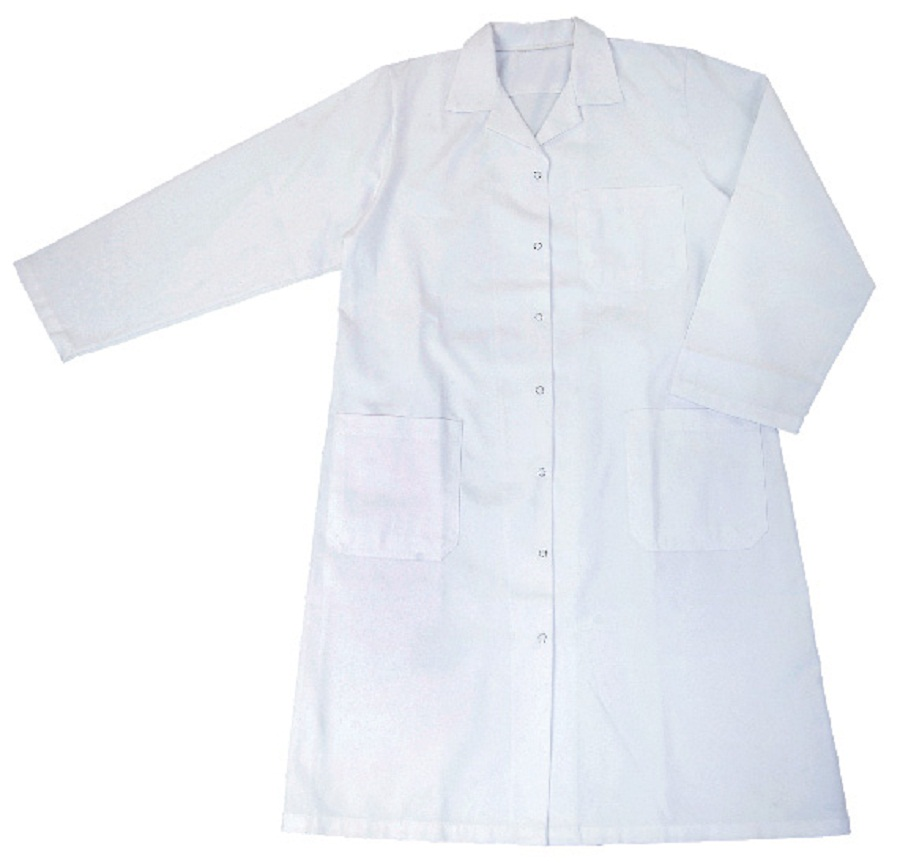 STEYR, Occupational Jacket & Coat for mallcom Body protection. It is Unisex lab coat