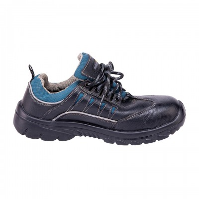 TIGLON 3300, Double Density Oliver Sole Shoes for mallcom Feet protection. It is Low ankle safety shoes