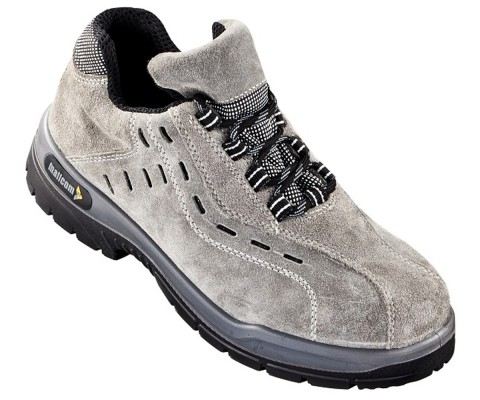 YORK, Double Density Oliver Sole Shoes for mallcom Feet protection. It is Low ankle boot
